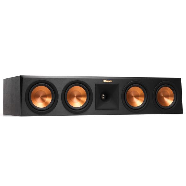 Центральный громкоговоритель Klipsch RP-450C Ebony акустика центрального канала klipsch rp 250c page 9 page 9