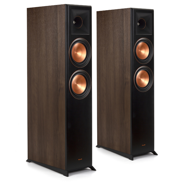 цены на Напольная акустика Klipsch RP-6000F Walnut
