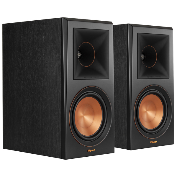 Полочная акустика Klipsch RP-600M Ebony цена