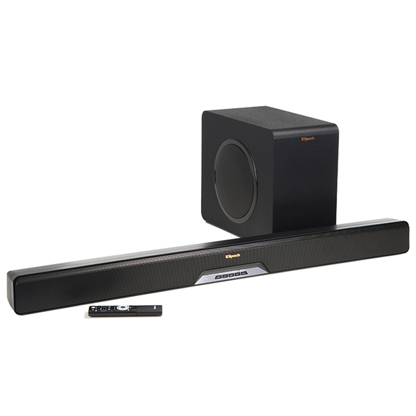 Саундбар Klipsch RSB-11 Black саундбар philips htl1190b 12 black