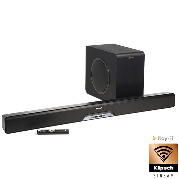 Саундбар Klipsch RSB-14 Black саундбар philips htl1190b 12 black