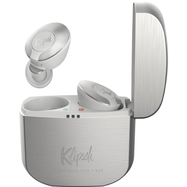 Беспроводные наушники Klipsch T5 II True Wireless Silver