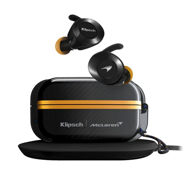 Беспроводные наушники Klipsch T5 II True Wireless Sport McLaren наушники honor sport pro am66 l red