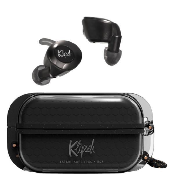 Беспроводные наушники Klipsch T5 II True Wireless Sport Black наушники honor sport pro am66 l red