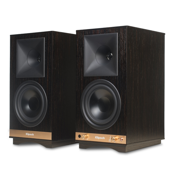 Активная полочная акустика Klipsch The Sixes Ebony bunner henry cuyler short sixes