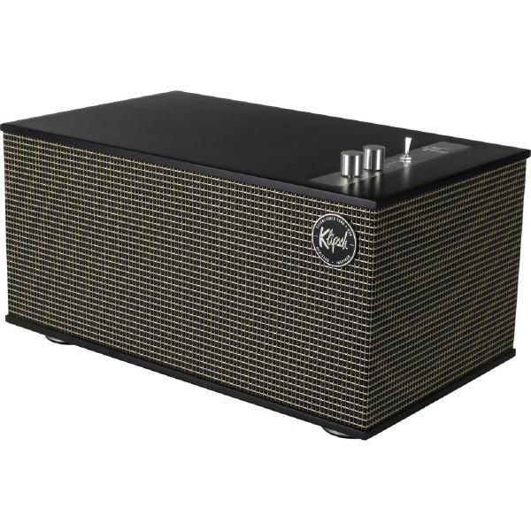 Беспроводная Hi-Fi акустика Klipsch The Three II Matte Black