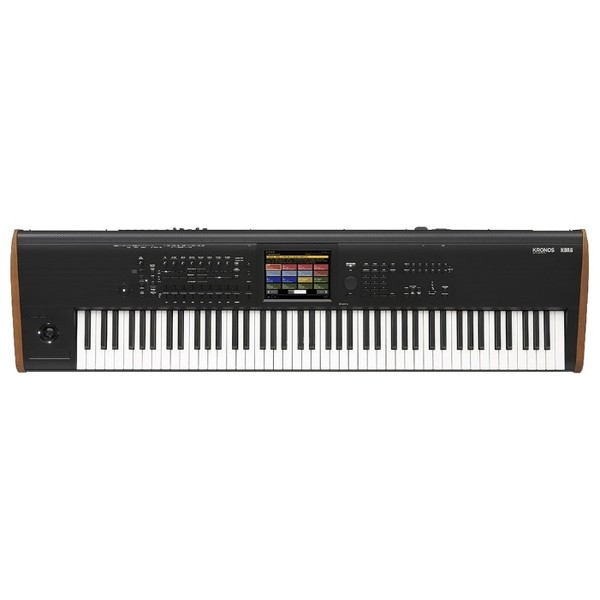 Синтезатор Korg KRONOS2-88 корпус corsair obsidian series 350d window cc 9011029 ww