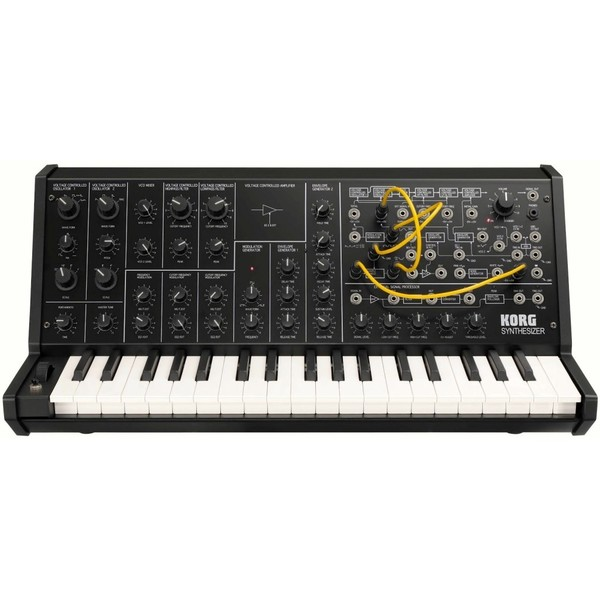 Синтезатор Korg MS-20 Mini korg kr mini