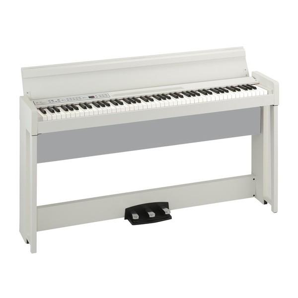 Цифровое пианино Korg C1 White цифровое пианино korg lp 180 white