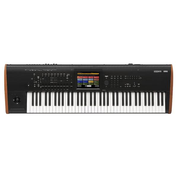 Синтезатор Korg KRONOS2-73 синтезатор vox continental 73