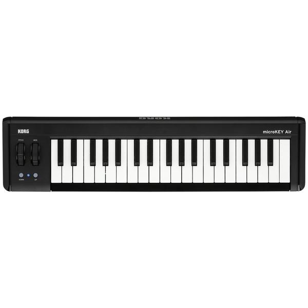 MIDI-клавиатура Korg microKEY2 AIR 37 midi клавиатура korg microkey2 air 37