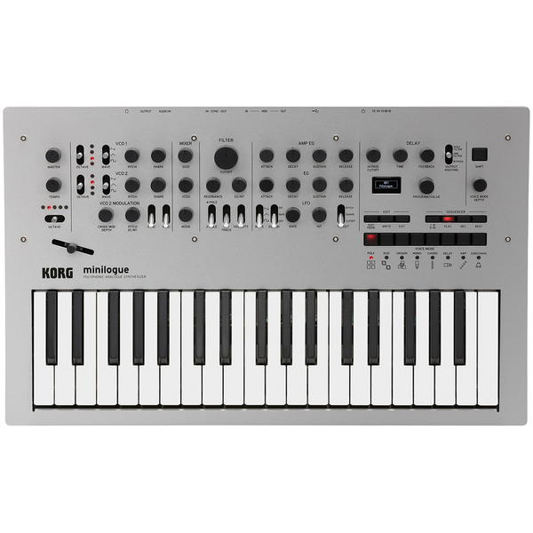 Синтезатор Korg Minilogue korg kr mini
