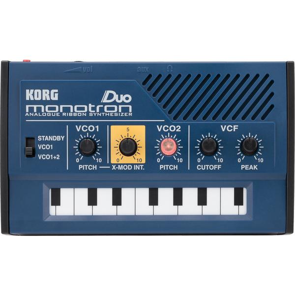 Синтезатор Korg Monotron Duo синтезатор korg krome 73