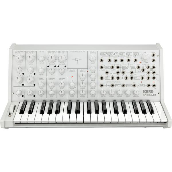 Синтезатор Korg MS-20 FS White