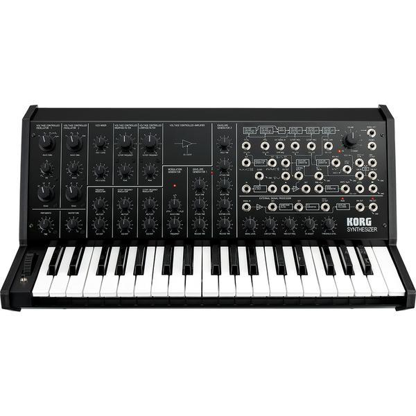 Синтезатор Korg MS-20 FS Black