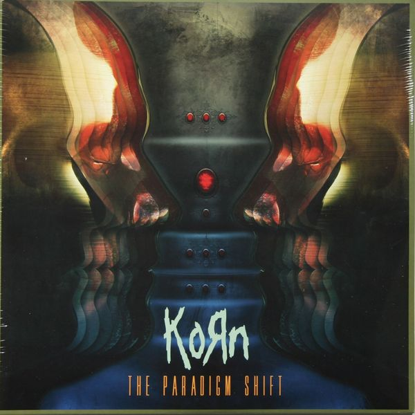 KORN KORN - Paradigm Shift (2 LP) danna korn living gluten free for dummies