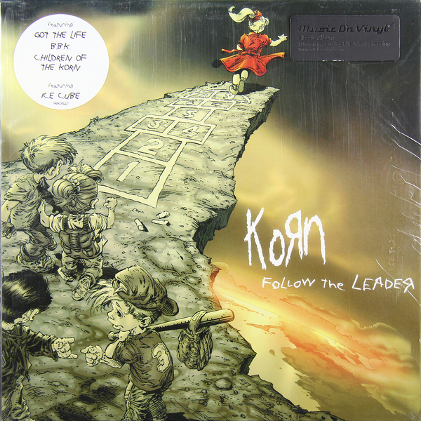 KORN KORN - Follow The Leader (2 Lp, 180 Gr) chris van gorder the front line leader