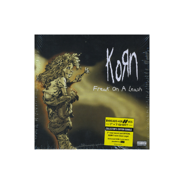 KORN KORN - Freak On A Leash / Freak On A Leash Lethal Freak Mix (7 ) freak brothers omnibus