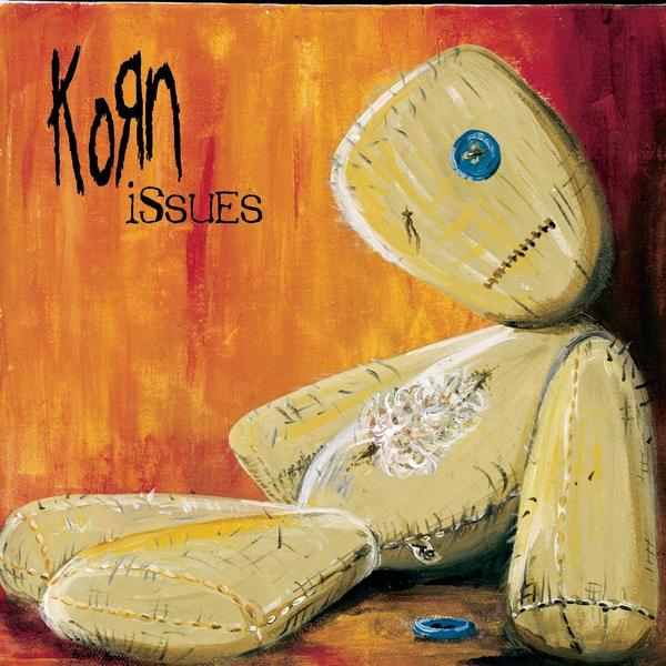 KORN KORN - Issues (2 LP) korn korn paradigm shift 2 lp