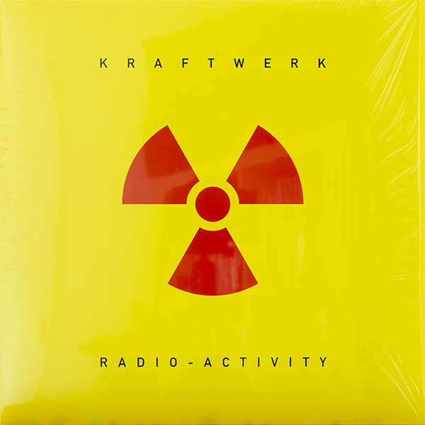 Kraftwerk Kraftwerk - Radio Activity (remastered) kraftwerk – trans europe express lp