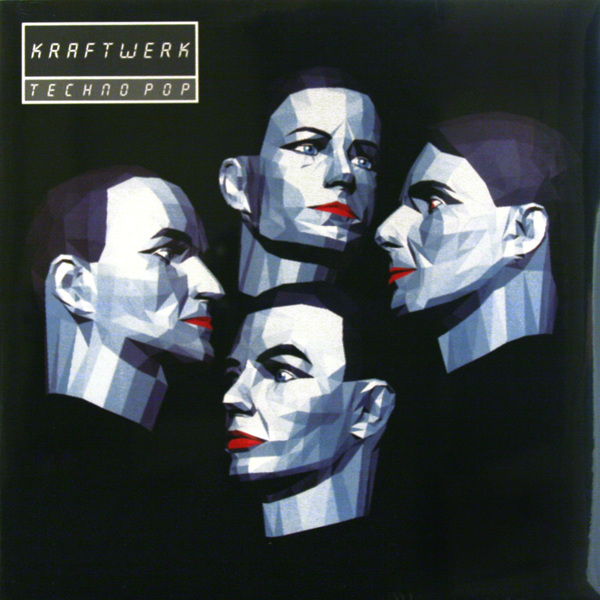Kraftwerk Kraftwerk - Techno Pop (remaster) kraftwerk – computer world lp