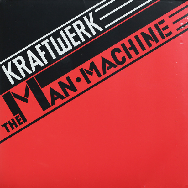 Kraftwerk Kraftwerk - The Man Machine (remaster) виниловая пластинка kraftwerk 3 d the catalogue box set 180 gram