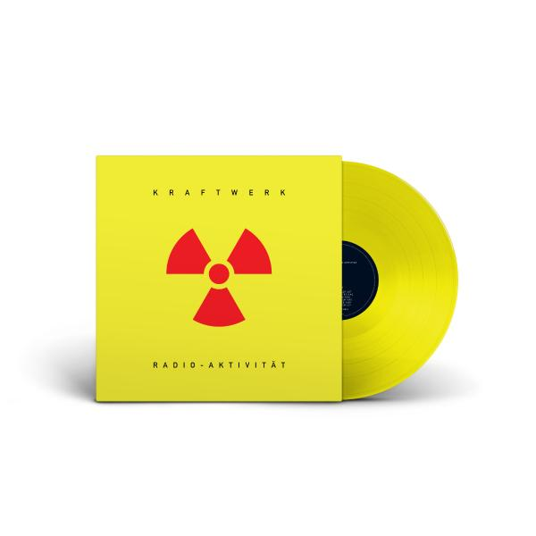 Kraftwerk - Radio-activity (limited, Colour, 180 Gr)
