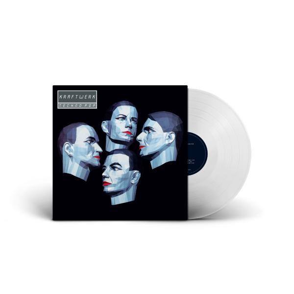 Kraftwerk - Techno Pop (english, Limited, Colour, 180 Gr)