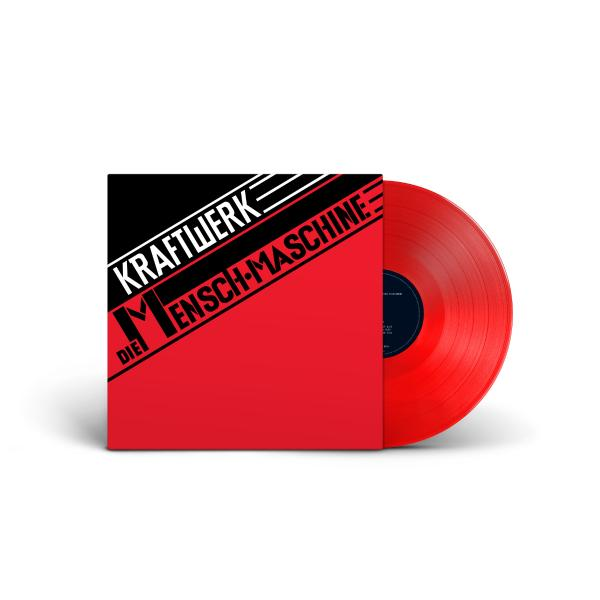 Kraftwerk - The Man-machine (limited, Colour, 180 Gr)