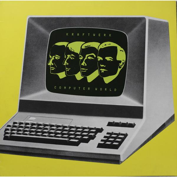 Kraftwerk Kraftwerk - Computer World (180 Gr) kraftwerk kraftwerk techno pop lp