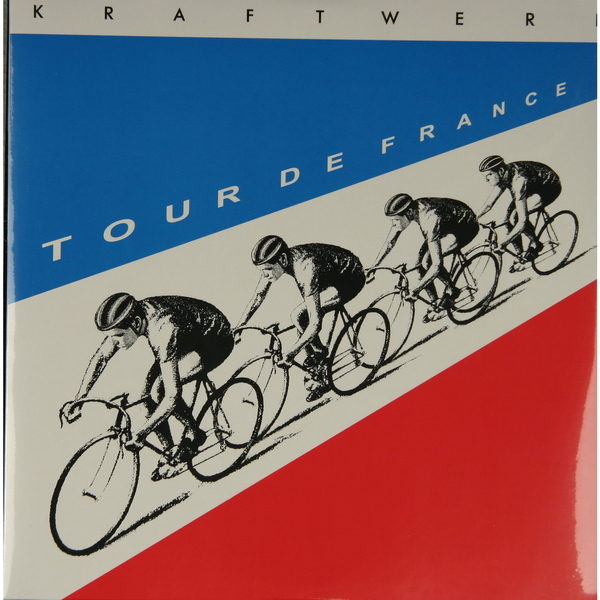 Kraftwerk Kraftwerk - Tour De France (2 LP) kraftwerk – trans europe express lp