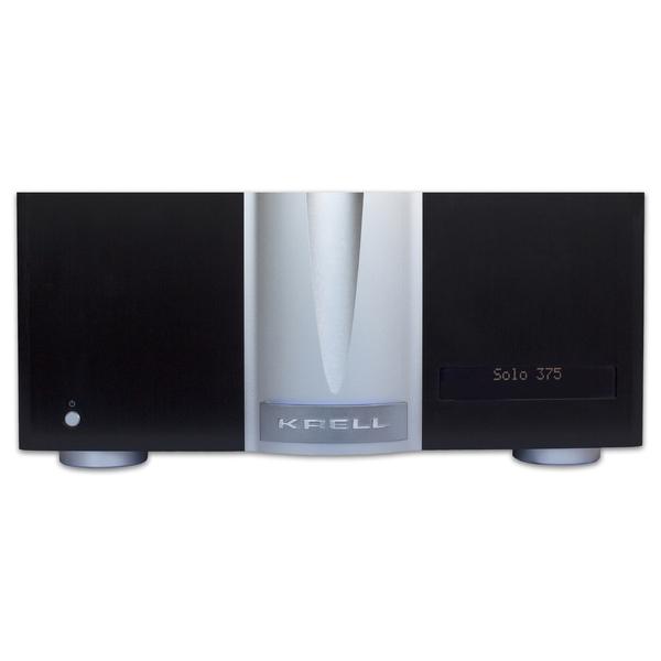 Моноусилитель мощности Krell Solo 375 усилитель мощности 850 2000 вт 4 ом behringer europower ep4000