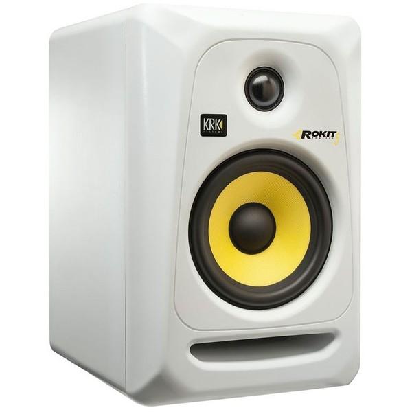 Студийные мониторы KRK ROKIT 5 G3 White krk rp8g3