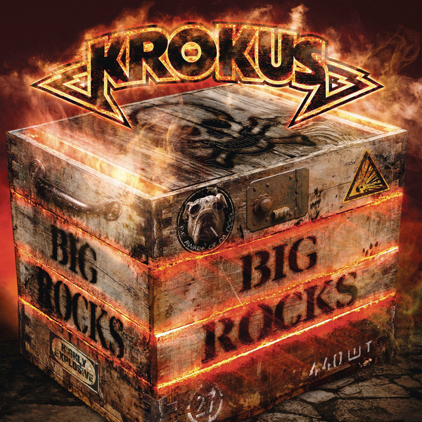 Krokus Krokus - Big Rocks (2 LP) cd диск krokus big rocks 1cd