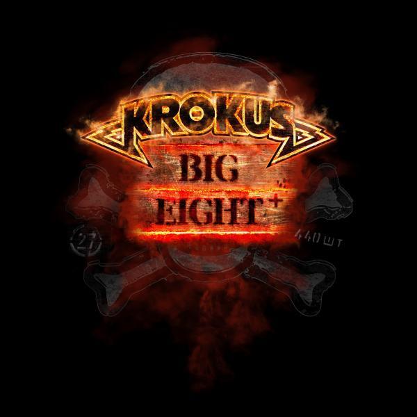 Krokus - The Big Eight (12 LP)