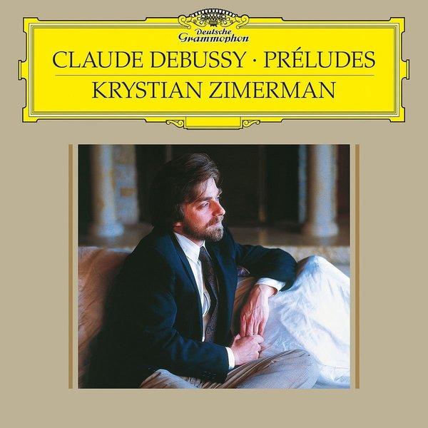 Debussy DebussyKrystian Zimerman - : Preludes Book 1 2 (2 LP)
