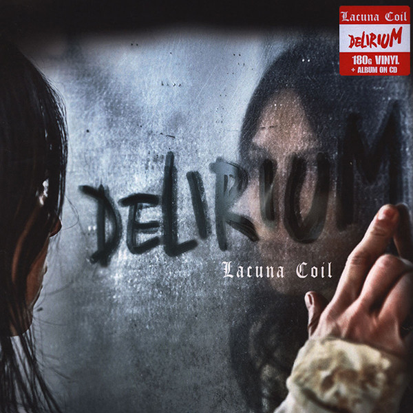 Lacuna Coil Lacuna Coil - Delirium (lp + Cd) music tesla coil will sing the coil electronics production diy