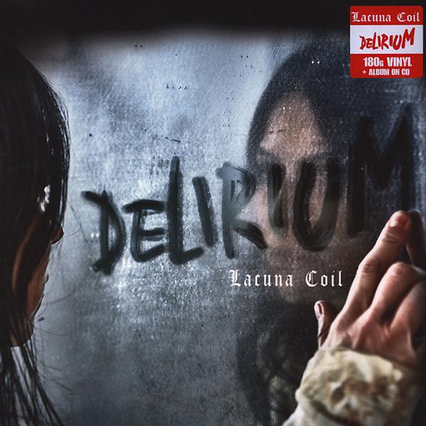 Lacuna Coil Lacuna Coil - Delirium (lp + Cd) partners lp cd