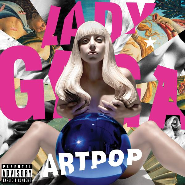 Lady Gaga - Artpop (2 Lp, Reissue)
