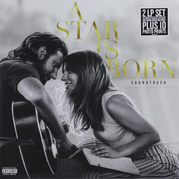 Lady Gaga Bradley Cooper - A Star Is Born (2 LP)