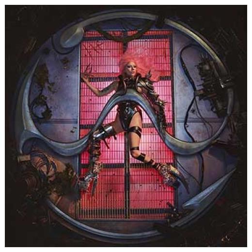 Lady Gaga - Chromatica (deluxe, 180 Gr)