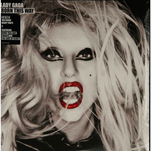 Lady Gaga Lady Gaga - Born This Way (2 Lp, 180 Gr) guano apes guano apes proud like a god 180 gr colour