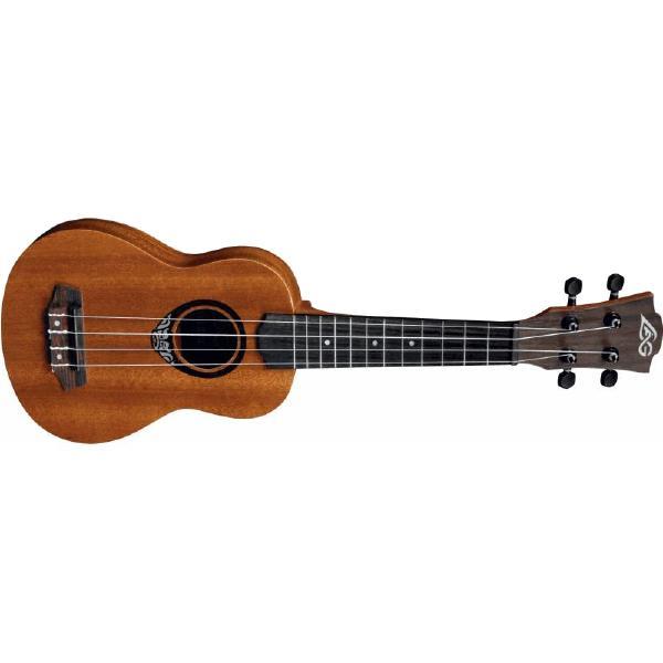 Укулеле LAG Guitars BABYTKU-110S Sapele