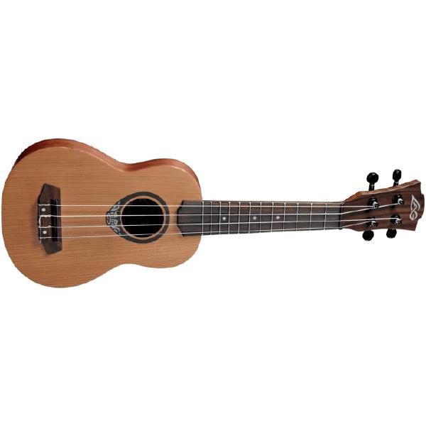 Укулеле LAG Guitars BABYTKU-130S Red Cedar perez 620 cedar