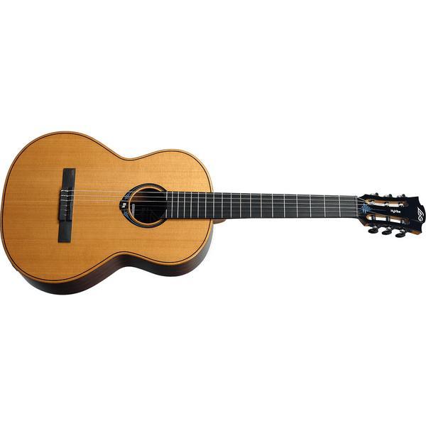 Классическая гитара LAG Guitars GLH CHV15E Natural