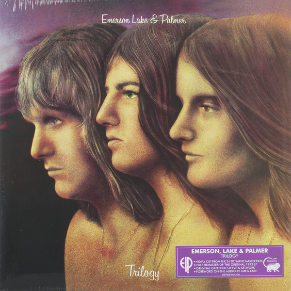 Emerson, Lake Palmer Emerson, Lake Palmer - Trilogy