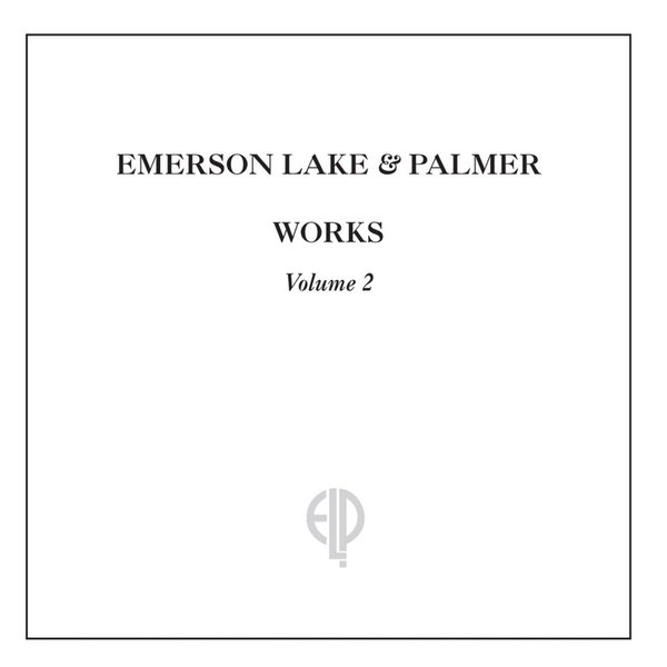 Emerson, Lake   Palmer Emerson, Lake   Palmer - Works Volume 2 lake