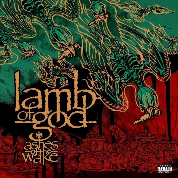 15th affair Lamb Of God Lamb Of God - Ashes Of The Wake (15th Anniversary) (2 LP)
