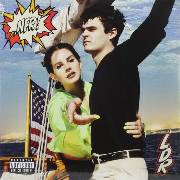 Lana Del Rey - Norman Fucking Rockwell (2 LP)