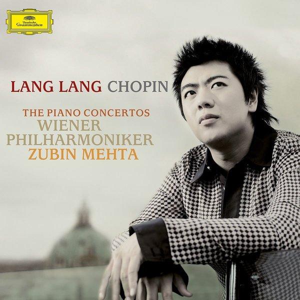 Lang Lang Lang Lang - Chopin: Piano Concerto Nos. 1 2 (2 LP) lang lang lang lang live at carnegie hall 2 lp 180 gr